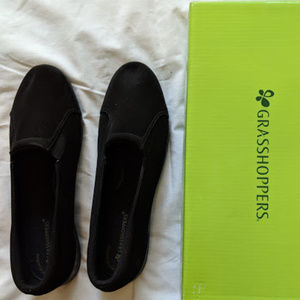 NEW Grasshoppers Nubuck Loafers